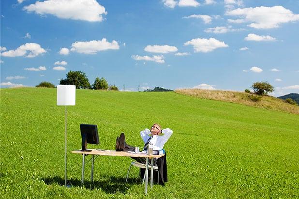 Photo of Berufstätige legen Wert auf umweltfreundliche IT