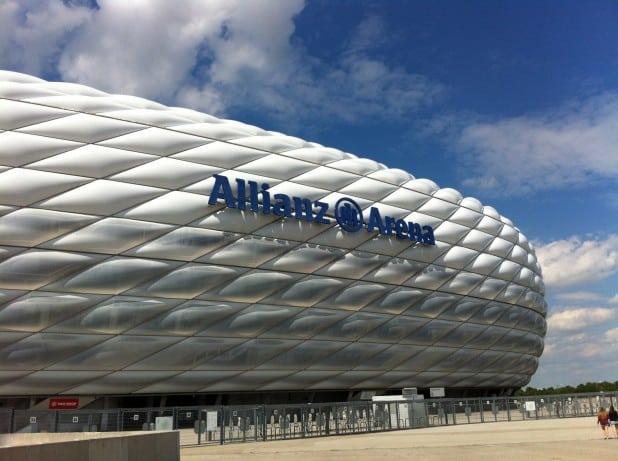 Die Allianz-Arena München ist nun der größte LTE-Cluster in Deutschland. Foto: sor