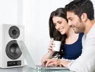 Mit Aktivlautsprechern kommt digitale Musik ganz groß raus