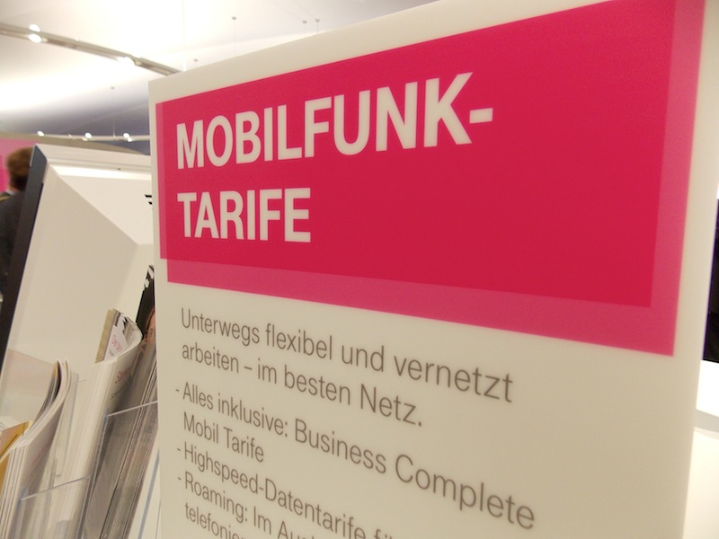 Photo of Call & Surf Comfort via Funk – Telekom erweitert Volumen