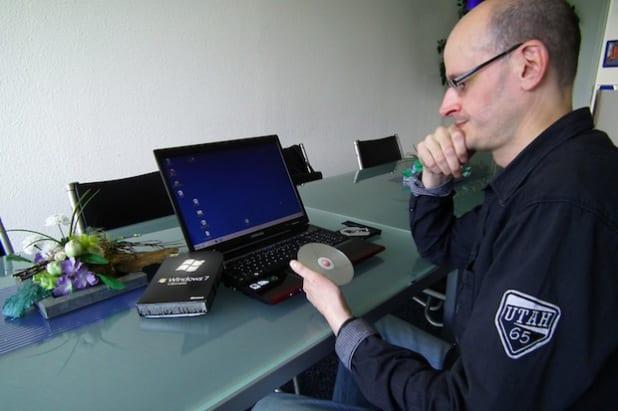 Wenn der Rechner streikt, ist guter Rat oft teuer - Foto: djd/Mindfactory