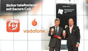 Vodafone zeigt erstes Hochsicherheits-Telefonat auf der IFA