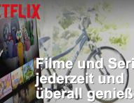 Noch ein Streamingdienst: Netflix startet in Deutschland