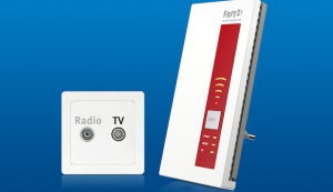 FRITZ!WLAN Repeater DVB-C ab sofort im Handel erhältlich
