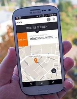 """Quellenangabe: """"obs/Hochschule Fresenius für Wirtschaft und Medien GmbH/audioguideMe"""""""