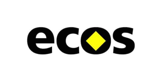 Bild: Logo ECOS Technology.