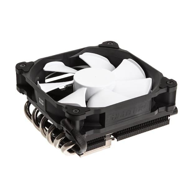 Bild: PHANTEKS PH-TC12LS CPU Kühler schwarz.