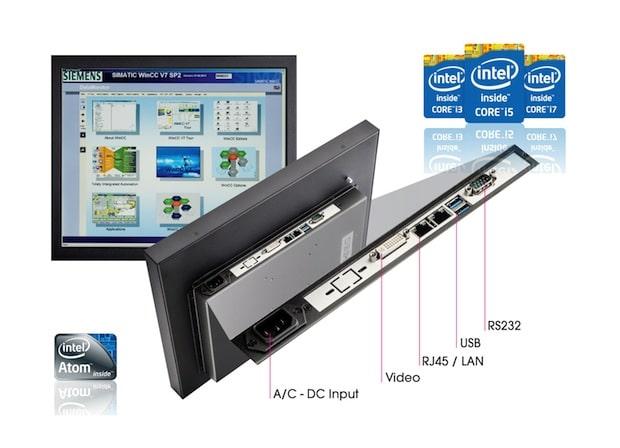 Bild: SRLine Panel-PC.