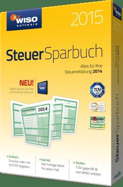 Bild: WISO Steuer-Sparbuch 2015.