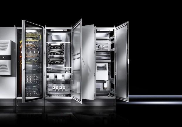 Bild: Das erfolgreichste Schaltschranksystem.