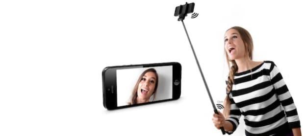 Bild: Selfie Stick von Fresh 'n Rebel.