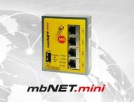 Industrie-Router für sichere Fernkommunikation