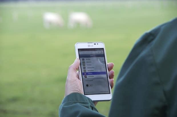 Bild: Mobile Zeiterfassung in der Tiermedizin: virtic präsentiert eine neue Branchenlösung.