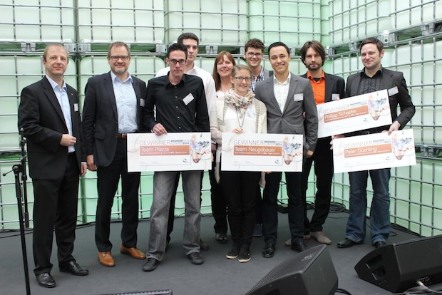 Photo of Der ENGINEERATION CONTEST 2014 mit überregionalem Erfolg