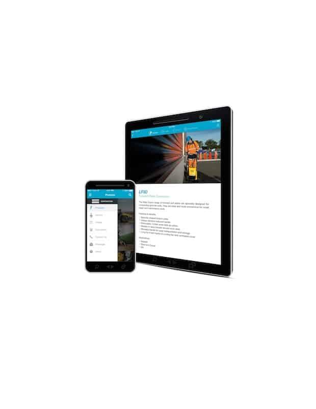 Photo of Neue Construction App von Atlas Copco
