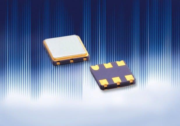 Bild: Leistungsstarke LVPECL-Oszillatoren von MERCURY ELECTRONIC.
