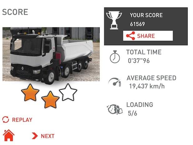 Photo of LKW fahren mit der App Trucksimulator von Renault Trucks