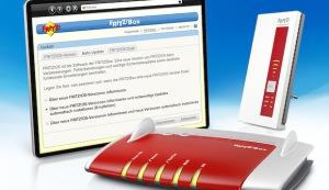 FRITZ!OS 6.20 ab sofort für alle aktuellen FRITZ!Box-Modelle
