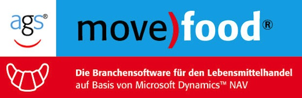 Photo of move)food Software für den Lebensmittelhandel für Dynamics™ NAV