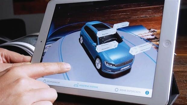 """Photo of """"seeMore"""": Mit Volkswagen App auf digitaler Entdeckungsreise"""