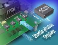 Neues von setron: LTM4623: Ultraflacher 3 A µModule-Regler