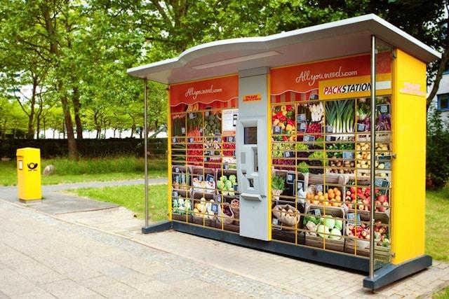 Photo of Onlinehandel mit Lebensmitteln ist weiter auf dem Vormarsch