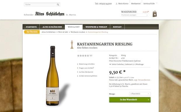 Photo of Weinkeller per Mausklick auffüllen