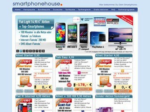 Photo of Der richtige Handytarif mit Handy von smartphonehouse