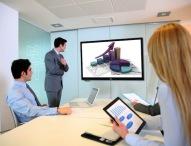 4K Multi-Touch-Display von BenQ für interaktive Präsentationen