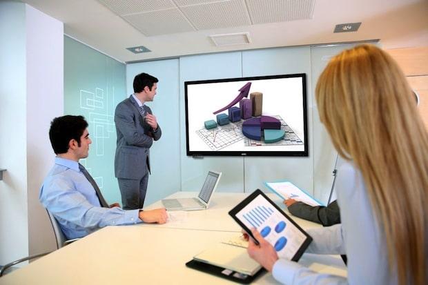 Photo of 4K Multi-Touch-Display von BenQ für interaktive Präsentationen
