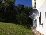 Anbieter von Satelliteninternet geht in die Offensive