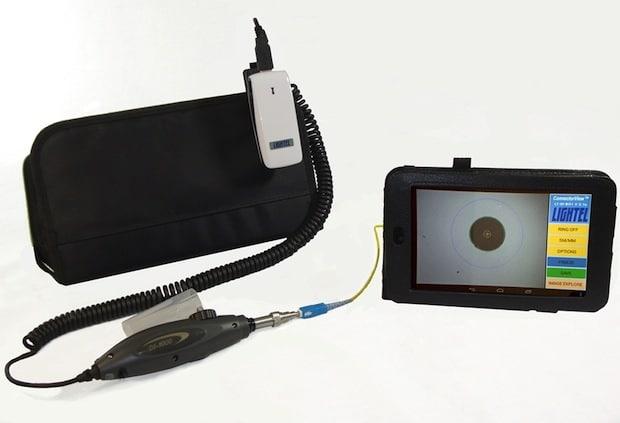 Photo of LWL Steckerendflächen-Inspektion jetzt mobil mit Ihrem Smartphone