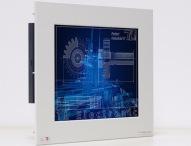 Starke Panel-Industrie-PC-Einheit mit Core i ohne Lüfter