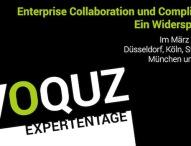 Enterprise Collaboration und Compliance – ein Widerspruch?