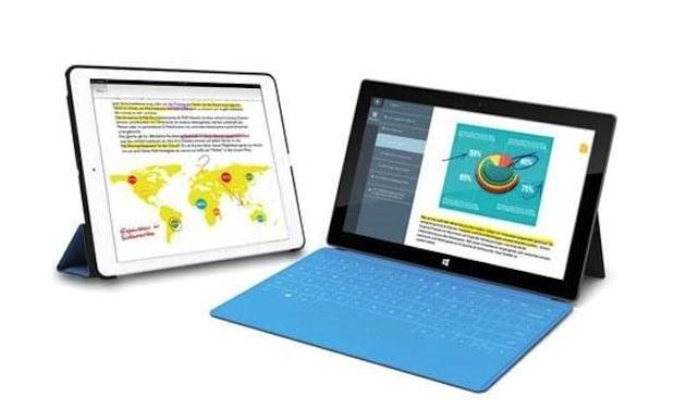 Photo of Startschuss für neue Version  von Diligents iPad App für Führungsgremien
