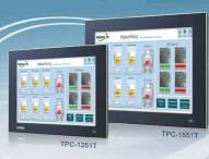 Advantech Touchscreen-Computer der neuesten Generation in True-Flat-Bauweise