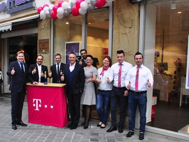 Photo of Erfolgsmodell weiter auf Expansionskurs: Phone House eröffnet 50. Telekom Shop