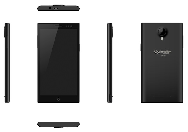Photo of simvalley MOBILE Dual-SIM-Smartphone SPX-34 OctaCore 5.0″, Android 4.4
