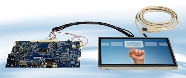 Photo of Schnell und einfach installiert: Das On-Cell-Touch TFT Display im Kit