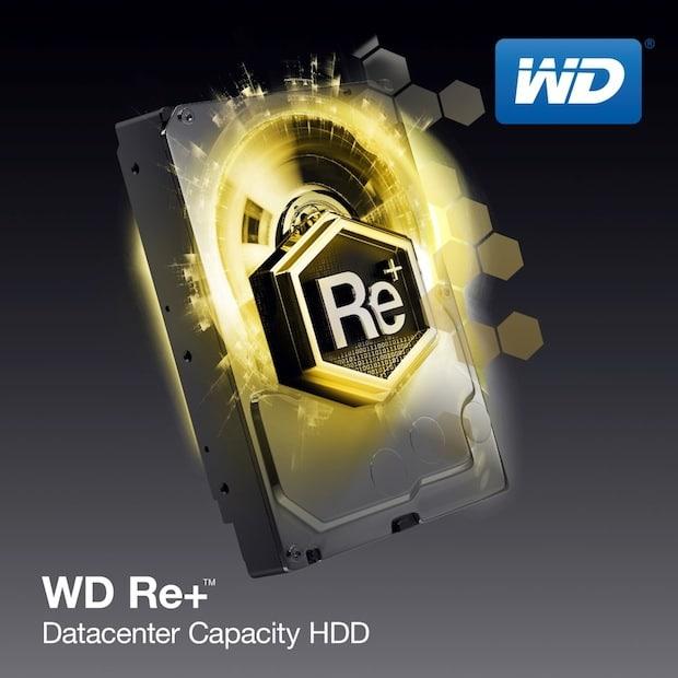 Photo of WD stellt energieeffiziente 3,5-Zoll-Hochleistungs-Festplatten für moderne Rechenzentren vor