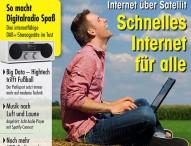 InfoDigital – Ausgabe April 2015 im Handel – Schnelles Internet für alle