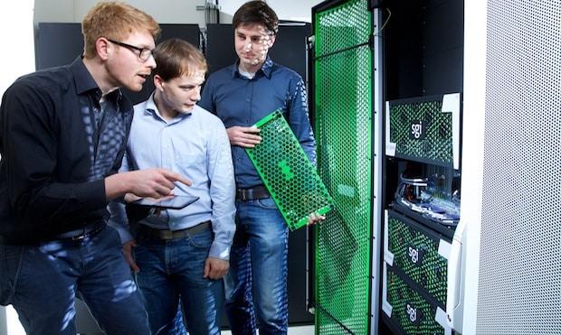 Photo of Neue Software hilft Wirtschaft bei blitzschneller Finanzsimulation