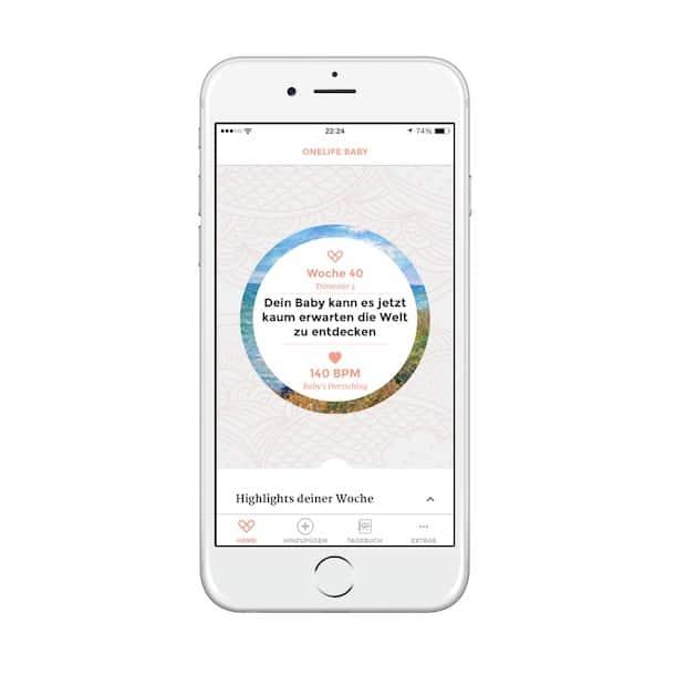 Photo of OneLife launcht Health-App für werdende Mütter