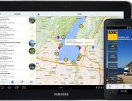 Perfekte Reiseplanung mit der ADAC Camping App 2015