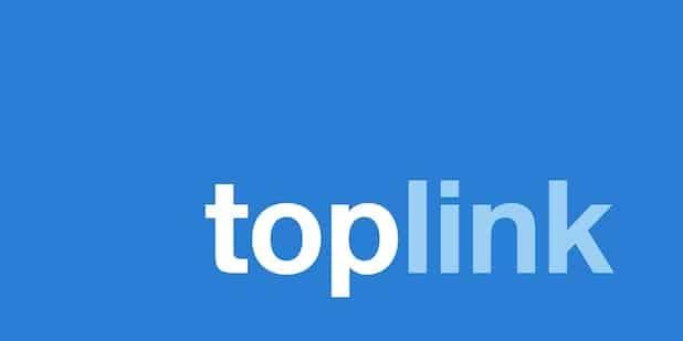 Quelle: toplink Logo