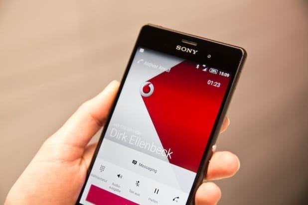 Photo of Vodafone rollt Voice over LTE Technologie bundesweit aus