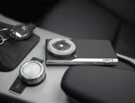Die LUMIX Smart Cam CM1 vereint Fotografie und Smartphone-Funktionalität in gelungener Form und Funktion