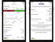"""""""Börse Frankfurt""""-App zeigt beste Kauf- und Verkaufspreise auf Xetra"""