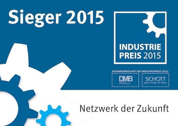 Photo of Die Huber Verlag für Neue Medien GmbH prämiert zum zehnten Mal besonders innovative und fortschrittliche Industrieunternehmen mit dem INDUSTRIEPREIS