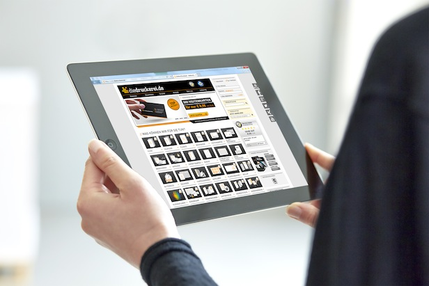 Foto:  Onlineprinters GmbH - diedruckerei.de